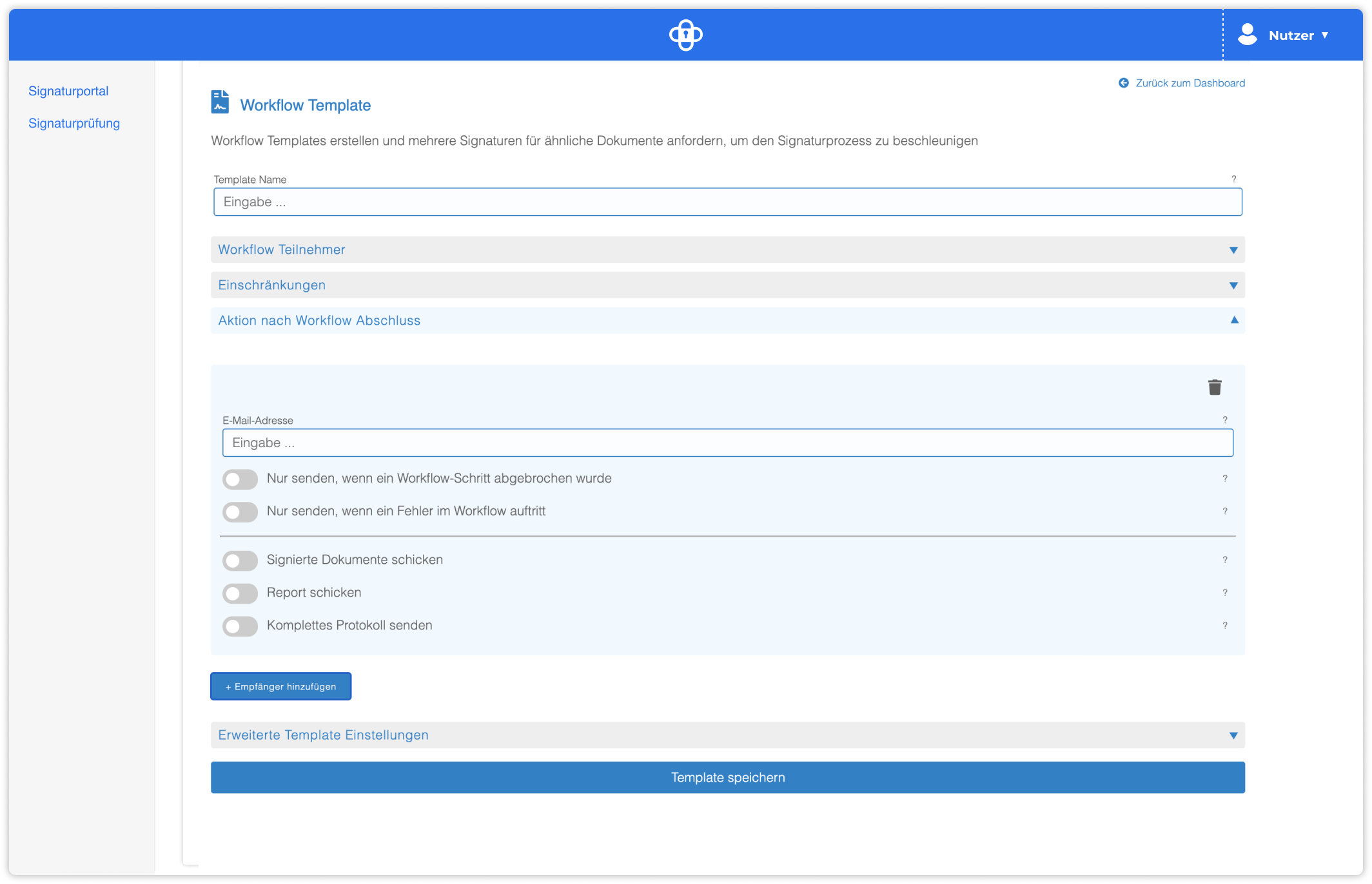workflow template4